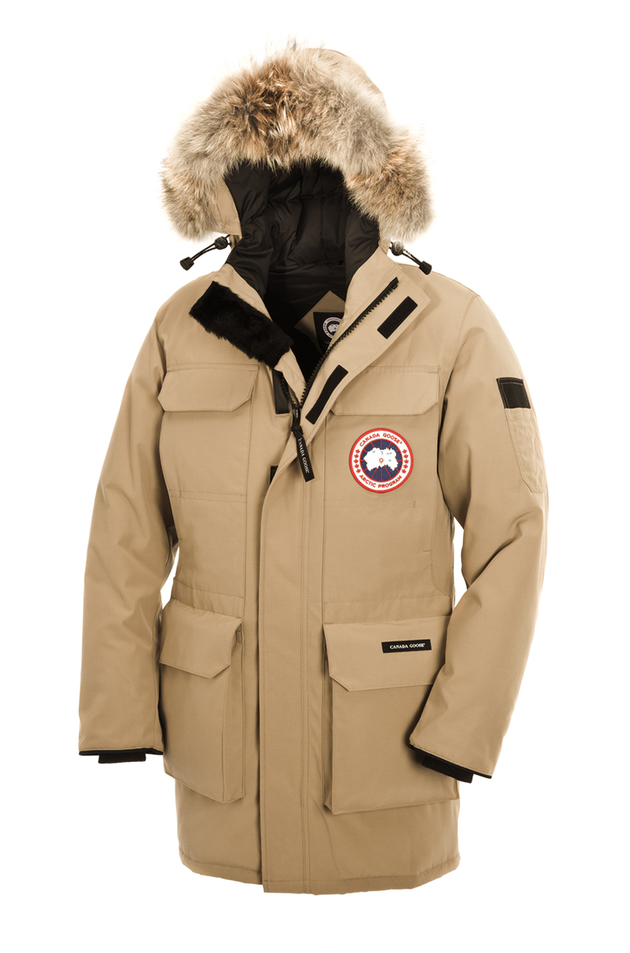 parka canada goose homme mon nouveau manteau. Black Bedroom Furniture Sets. Home Design Ideas