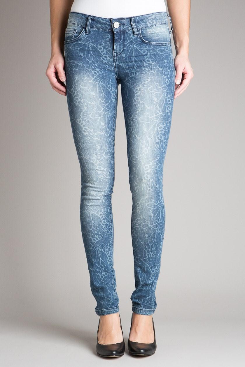 pantalon jean femme 536fd4d0772