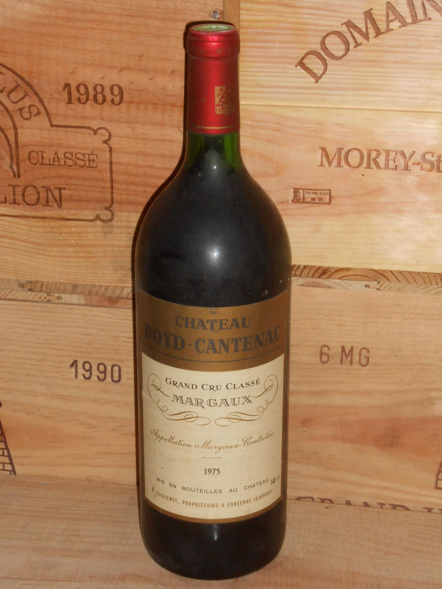 Un vin de légende, le cru Margaux