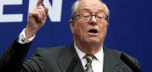 Jean marie le pen : un parcours assez scandaleux pour cet homme politique