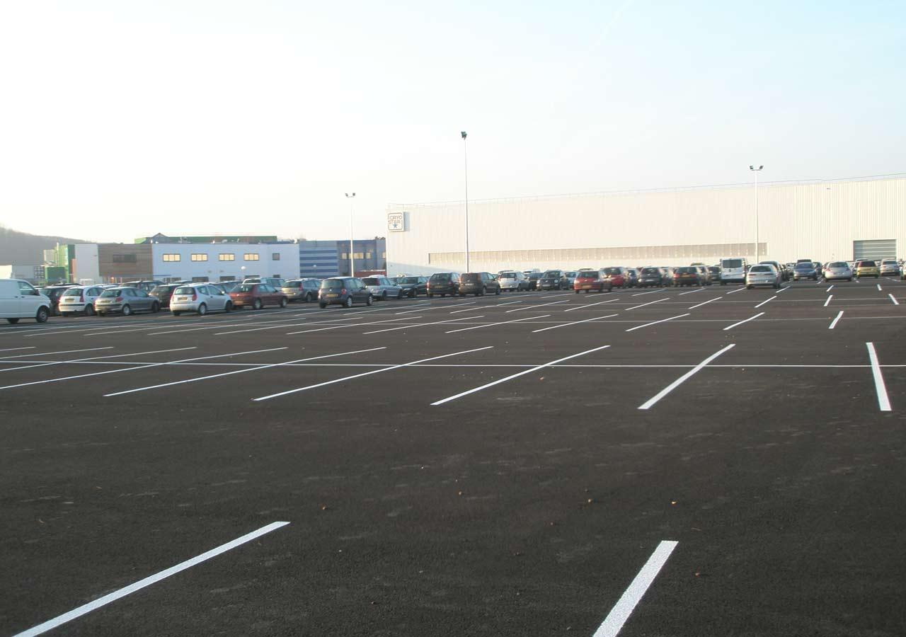 Possibilités en matière de location parking Nantes