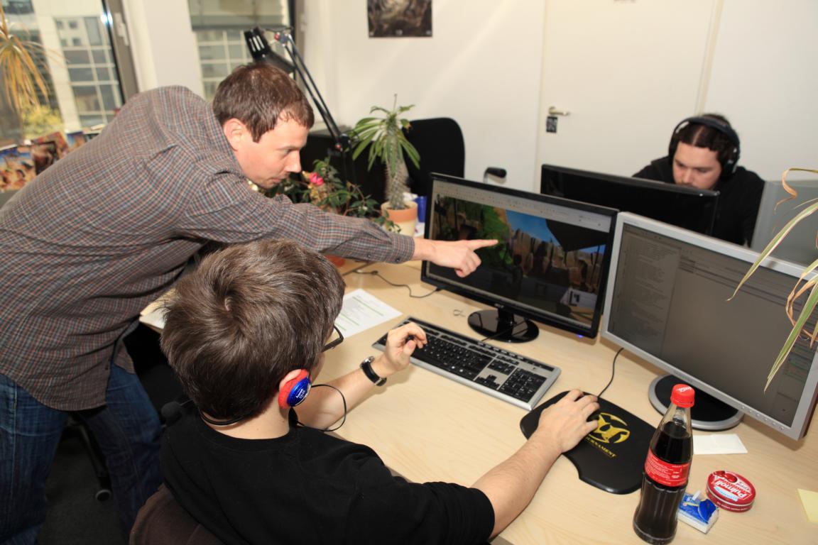 Game designer : la nouvelle filière montante