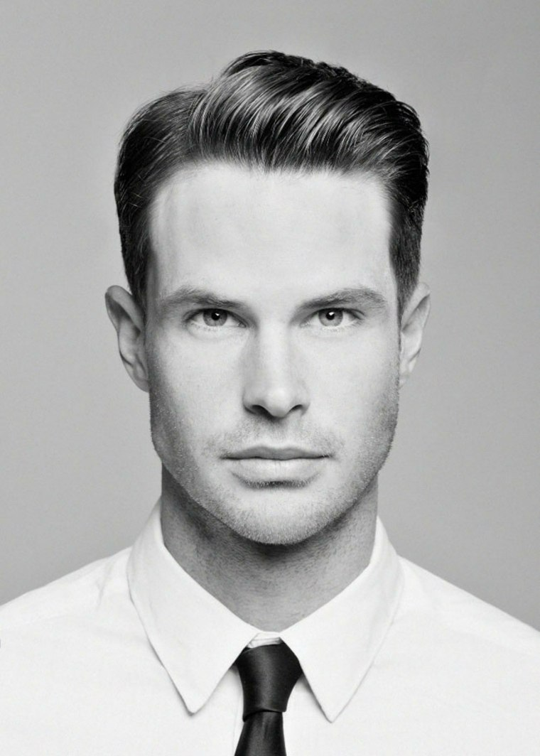 Coupe de cheveux a la mode homme : je vais régulièrement chez le coiffeur