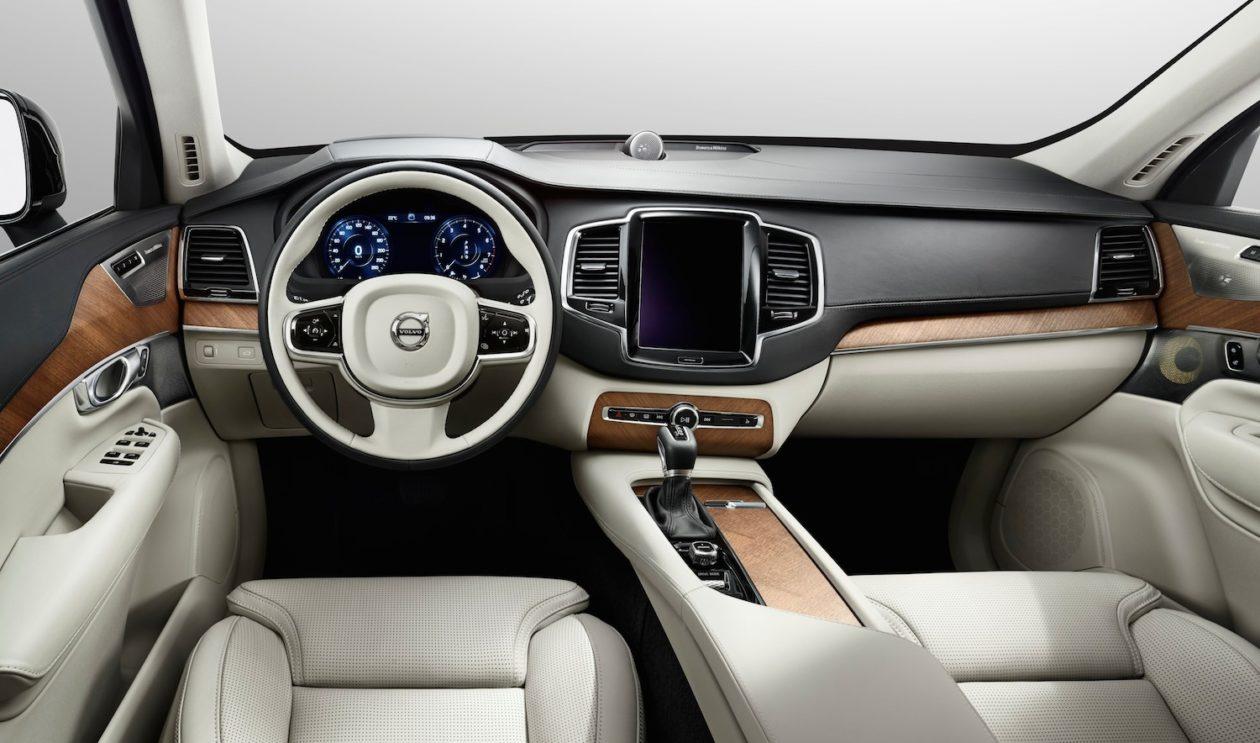 Nouveau XC90, Volvo se réinvente et propose un modèle de voiture au top
