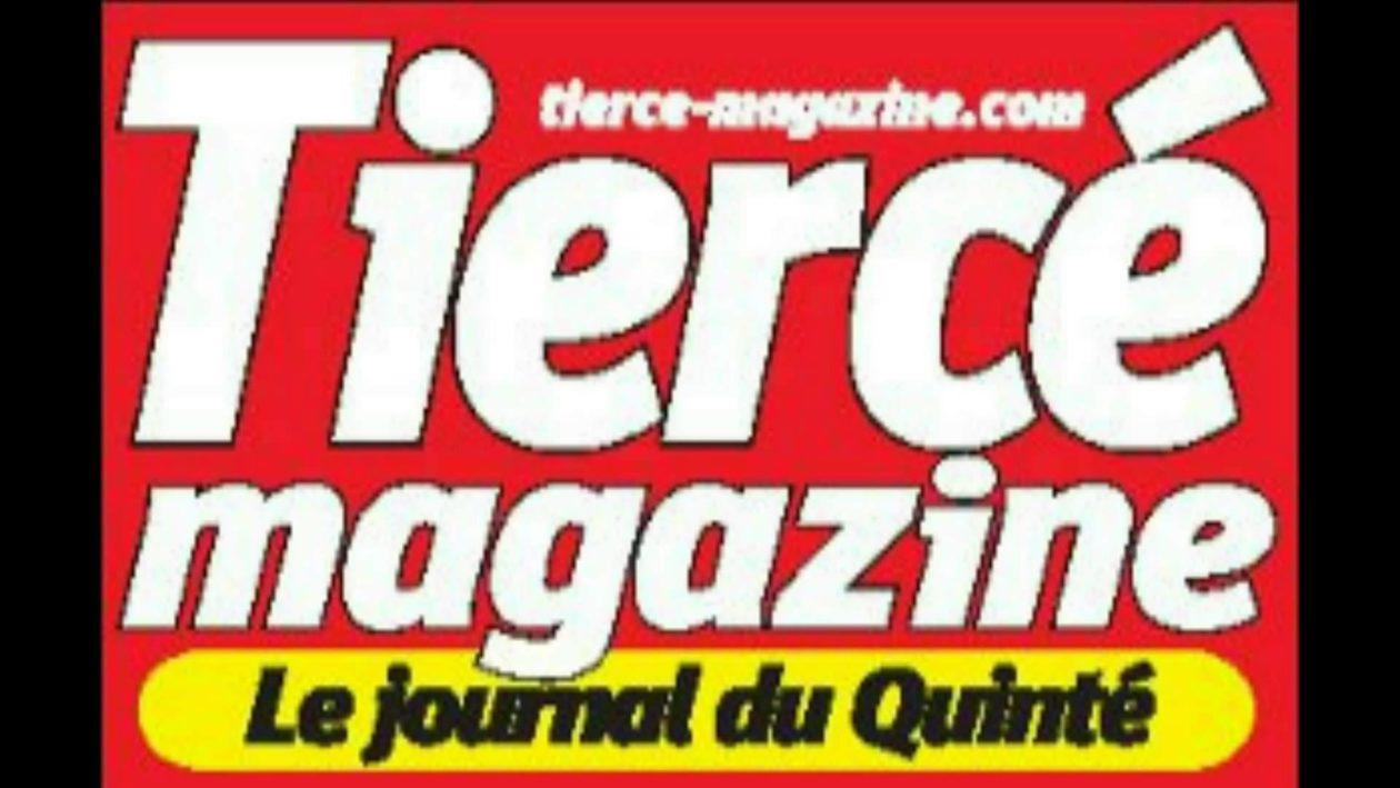 Tierce Magazine : c'est une revue qui m'aide à parier sur les courses de chevaux