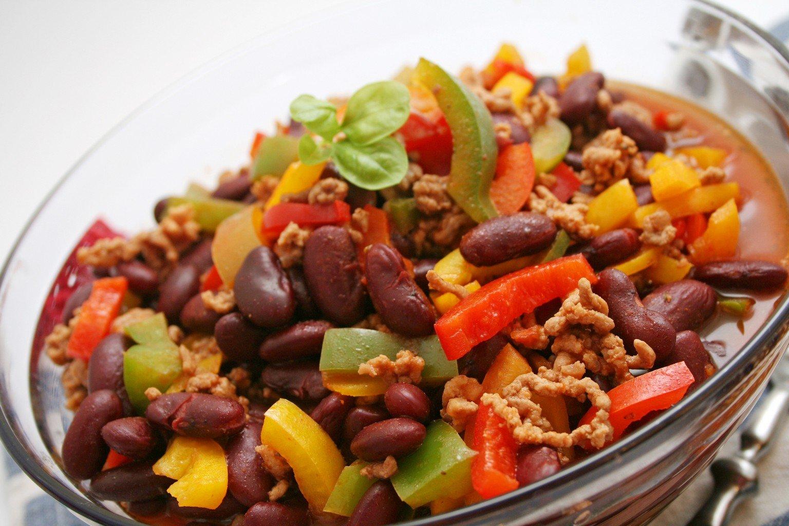 La recette chili cone carn d pend du cuisinier qui la pr pare - Recette chili cone carne thermomix ...