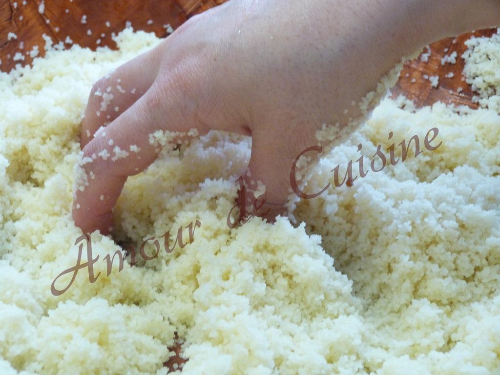 Comment faire un bon couscous ?