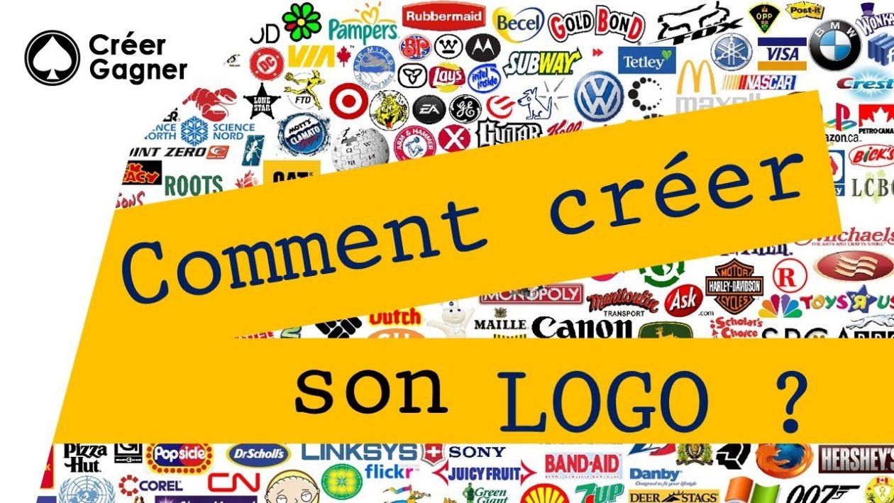 Comment créer un logo avec photoshop ?