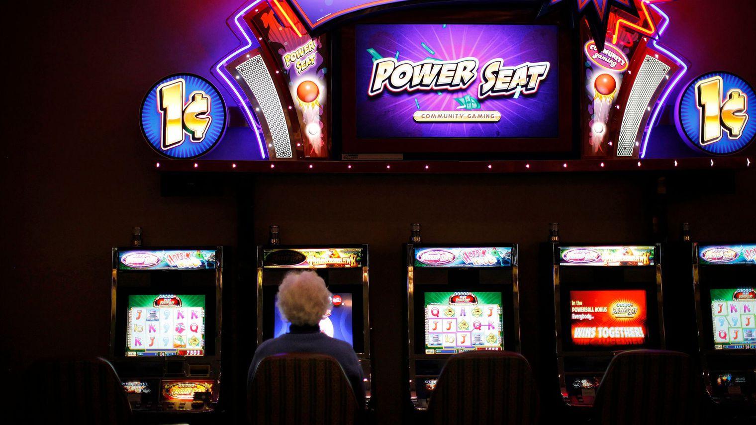 Machines a sous : jouer gratuitement sur les casinos en ligne